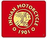 1art1 92220 Motorräder - Indian Motorcycle, 1901 Mauspad 23 x 19 cm