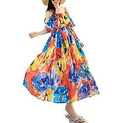 Years Calm Damen A-Linie Kleid mehrfarbig mehrfarbig Einheitsgröße