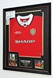 Trikot mit Unterschrift von David Beckham (Manchester United)