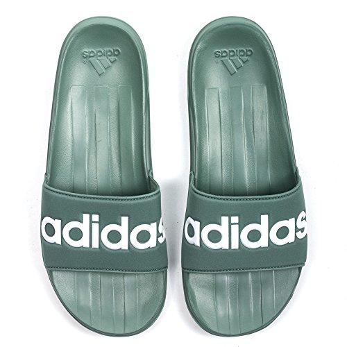 Sandales adidass Carozoon vert foncé/blanc/vert foncé