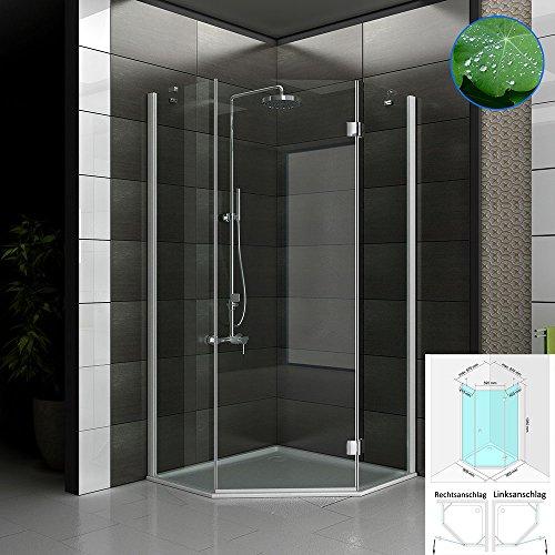 Eck-Duschkabine: Mehr als 20 Angebote, Fotos, Preise ✓