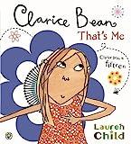 Clarice Bean, That's Me