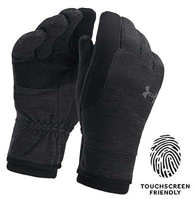 Under Armour Storm Elements Fleece Glove 3.0 grau von Under Armour auf Outdoor Shop