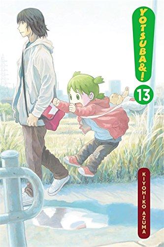 Yotsuba&!, Vol. 13 por Kiyohiko Azuma