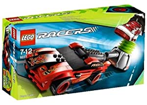 LEGO Racers - 8227 - Jeu de Construction - Le Dragon
