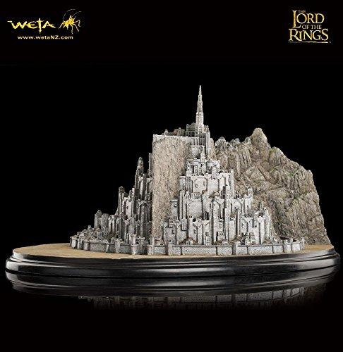 Preisvergleich Produktbild Herr der Ringe - Diorama Minas Tirith