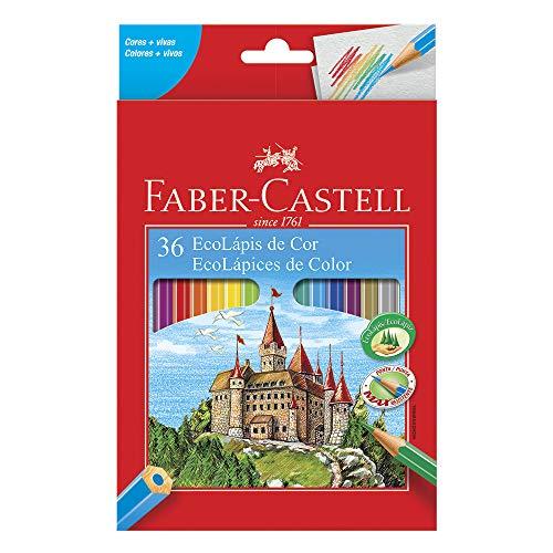 Faber Castell Cf36 Matite Eco Temperalapis