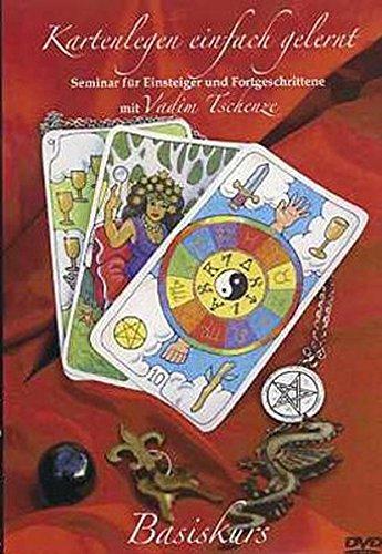 Kartenlegen einfach gelernt - Basiskurs, 1 DVD