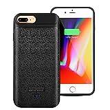 Mbuynow Coque Batterie iPhone 6 Plus 7 Plus 8 Plus Batterie de Secours Chargeur...