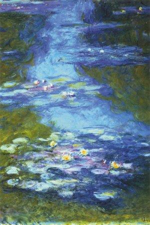 Claude Monet Water Lilies Art Print Maxi Poster - 61x91 cm
