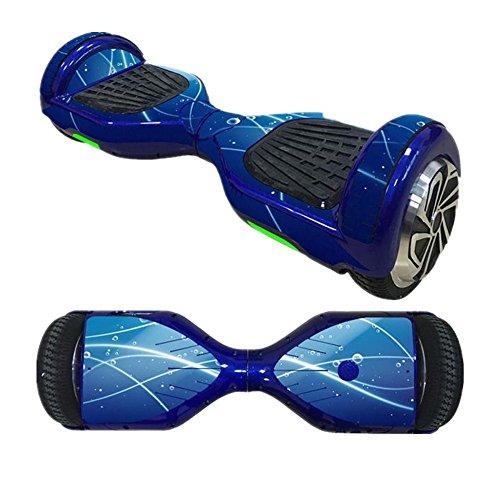Sky 6,5Zoll auto-equilibrio Skin Hover Electric Scooter Skate Board Sticker zwei Rädern Intelligente Abdeckung Abdeckung der Abdeckung von Etiketten, N (Camaras Iphone Para)