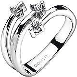 anello donna gioielli Comete Trilogy elegante cod. ANB 1022