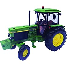 Britains - Tractor John Deere 3050, color verde, amarillo y negro (TOMY 42902)