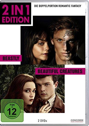 Bild von Beastly/Beautiful Creatures (2 in 1 Edition) [2 DVDs]