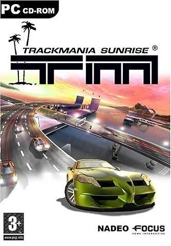 Trackmania Sunrise Extreme White