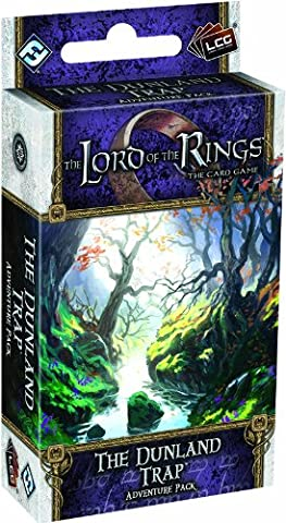 The Lord of the Rings: The Card Game Expansion: The Dunland Trap Adventure Pack