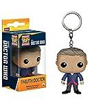 Doctor Who Funko POP Keychain Twelfth Doctor