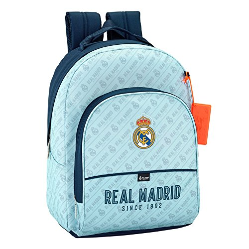4fe876db1c Sac à Dos Renforcé 42cm Deluxe Ciel Since 1902 Real Madrid