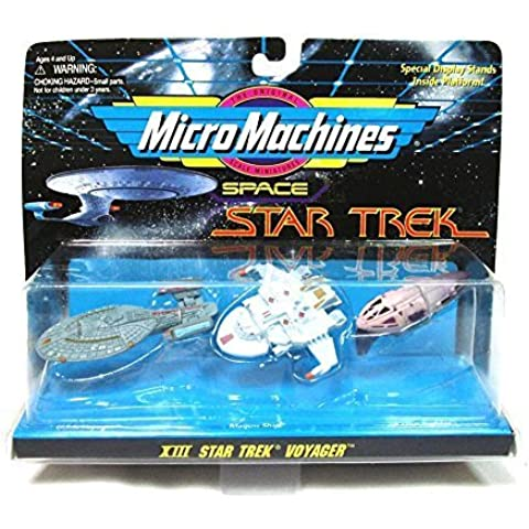 Star Trek Voyager Micro Machines Collection XIII by Galoob Micromachines