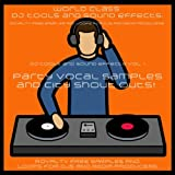DJ Party Vocal Samples and Sound Effects Uno Dos Tres Quatro Male