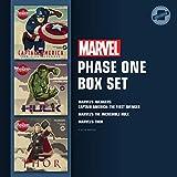 Marvel's Phase One Box Set: Marvel's Captain America: The First Avenger; Marvel's the Incredible Hulk; Marvel's Thor