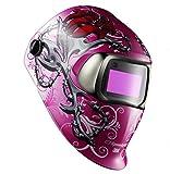 Speedglas H752020 Casco de Soldadura, Wild 'n' Pink