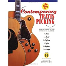 The Art of Contemporary Travis Picking (Book & CD)