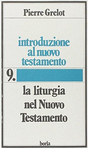 Introduzione al Nuovo Testamento: 9