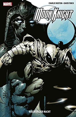 Moon Knight: Wächter der Nacht: Bd. (Knight Superhelden Moon)