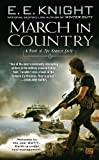 March in Country: A Novel of the Vampire Earth (Vampire Earth (Paperback))