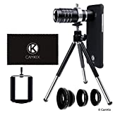 Best EEEKit Camera Monopods - CamKix Lens Kit for Samsung Galaxy S8 Review