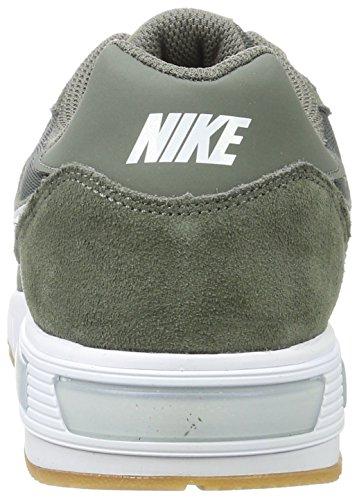 Nike Nightgazer Herren Gymnastikschuhe Grau (River Rock/white-gum Light Brown)