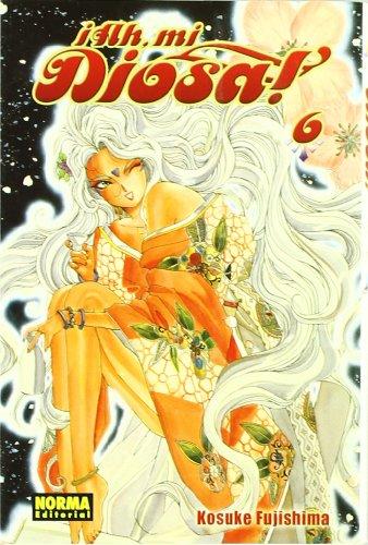 Ah, mi diosa 6 / Oh My Goddess 6 Cover Image