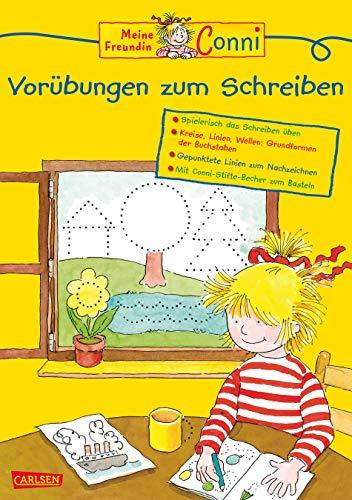 Conni Gelbe Reihe: Vorübungen zum Schreiben: Neuauflage (Gelber Kreis Papier)