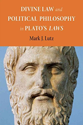 [(Divine Law and Moral Virtue in Plato's Laws)] [By (author) Mark J. Lutz] published on (April, 2012)