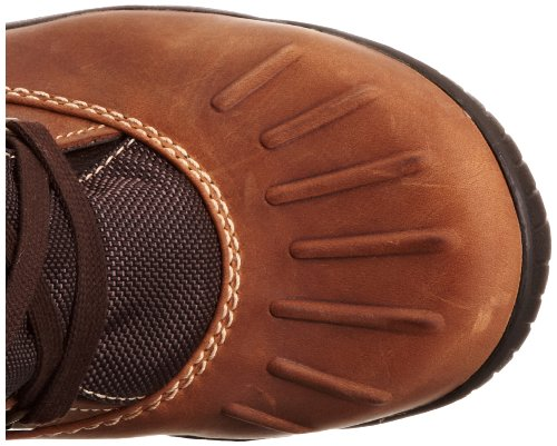 TimberlandMount Holly FTW_EK Mount Holly F/L Lace Duck WP Boot - Stivali da Neve Donna Braun (Burnt Orange)
