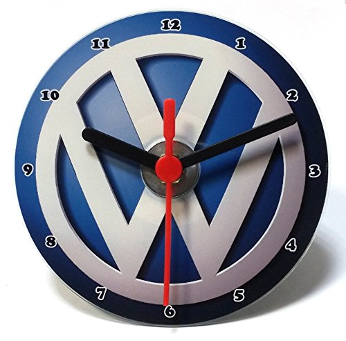 horloge-cd-dvd-de-table-volkswagen-avec-trousse-cadeau-idee