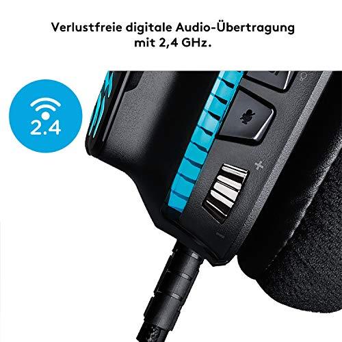 Logitech G933 Artemis Spectrum Kabelloses professionelles Gaming Kopfhörer - 4