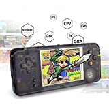 Best Handheld Game Consoles - Handheld Game Console , 800 Classic Games 3 Review