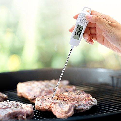 kcasa kc-tp400Pen Form Leistungsstarke sofort Lesen Digital BBQ Kochen Fleisch Lebensmittel Thermometer