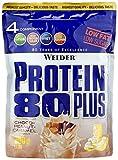 Weider, 80 Plus Protein, Schoko-Erdnuss-Karamell, 1er Pack (1x 500g) medium image