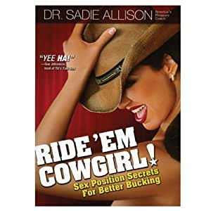 Ride em Cow Girl! by Tickle Kitty Press