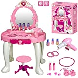 #10: Sajani Glamour Princess Dressing Table With Light And Sound Special For Gift