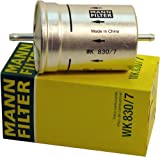 Mann-Filter WK 830/7 Filtro para Combustible