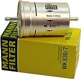 Mann Filter WK 830/7 Filtro para Combustible