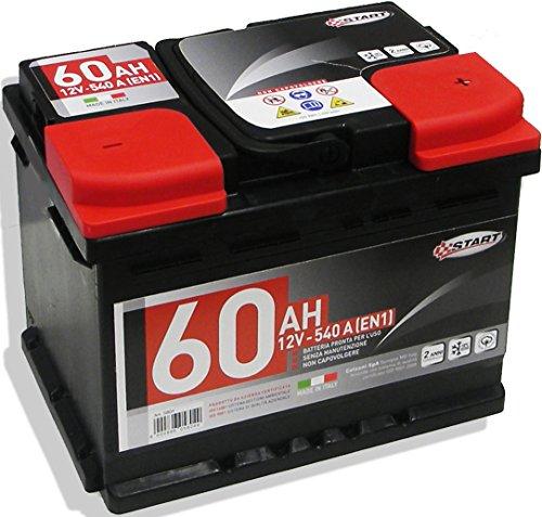 Start L2 Batteria Auto 60AH 540A 12V