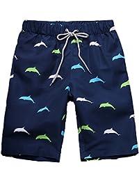 Outdoor Director Pantalones Cortos de baño para Hombre con Bolsillo para la  Playa e2a9df53f1f