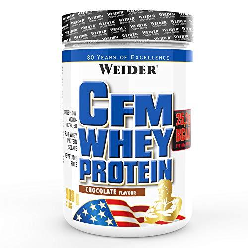 Weider CFM Whey Protein, Schoko, 1er Pack (1x 908 g)
