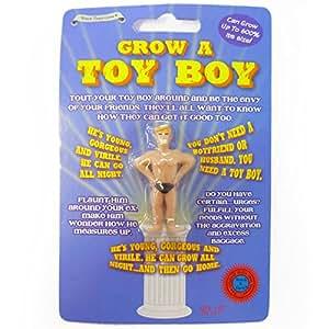 Grow A Toy boy Funny Birthday Gift