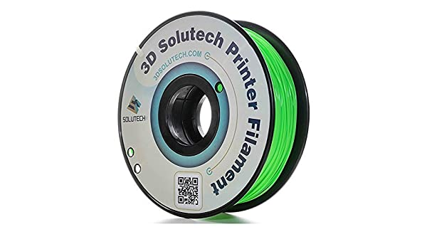 3d Printers & Supplies 3d Solutech Natural Clear 1.75mm Printer Pla Filament Dimensional Accuracy /-..